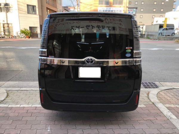 大阪市北区S様 voxyカーコーティング(KINGBEIL)
