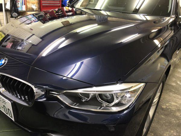 大阪市西淀川区S様 BMWカーコーティング(KINGBEIL)